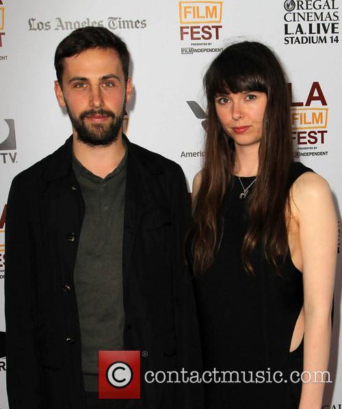 Gerard Jan-Claes, Olivia Rochette, Regal Cinemas L A Live, Los Angeles Film Festival