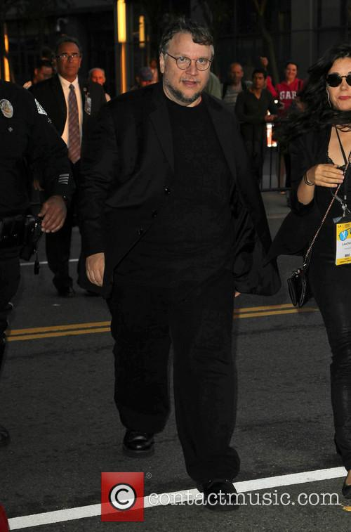 Guillermo del Toro, Regal Cinemas L A Live, Los Angeles Film Festival