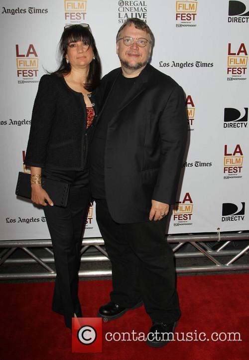 Guillermo Del Toro and Lorenza Newton 6