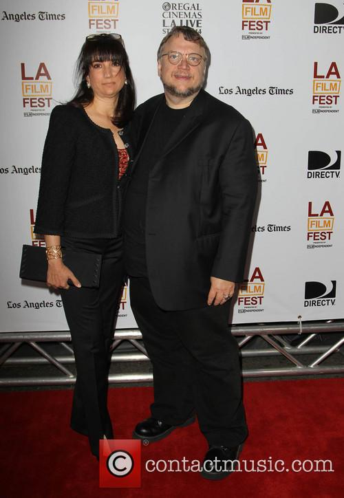 Guillermo Del Toro and Lorenza Newton 8