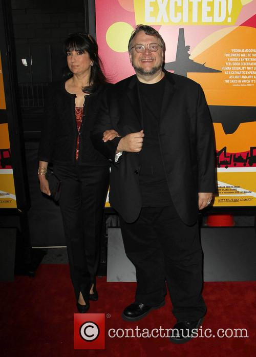 Guillermo Del Toro and Lorenza Newton 9
