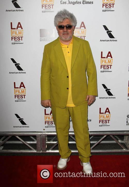 Pedro Almodovar, Regal Cinemas L A Live, Los Angeles Film Festival