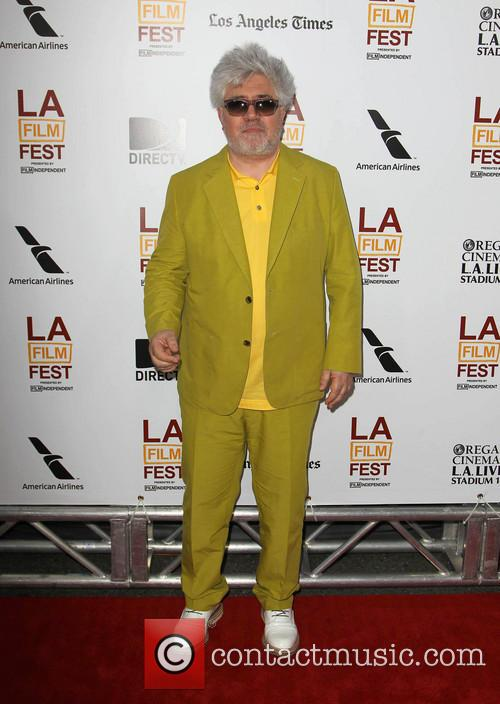 Pedro Almodovar, Regal Cinemas L A Live, Los Angeles Film Festival