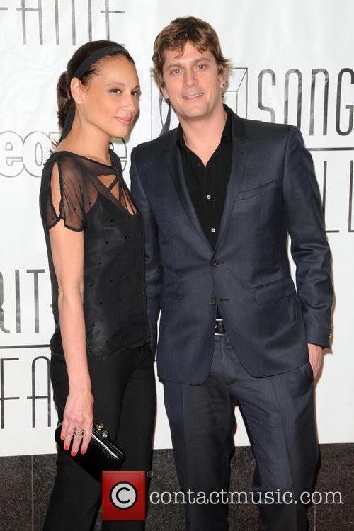 Rob Thomas and Marisol Maldonado 1