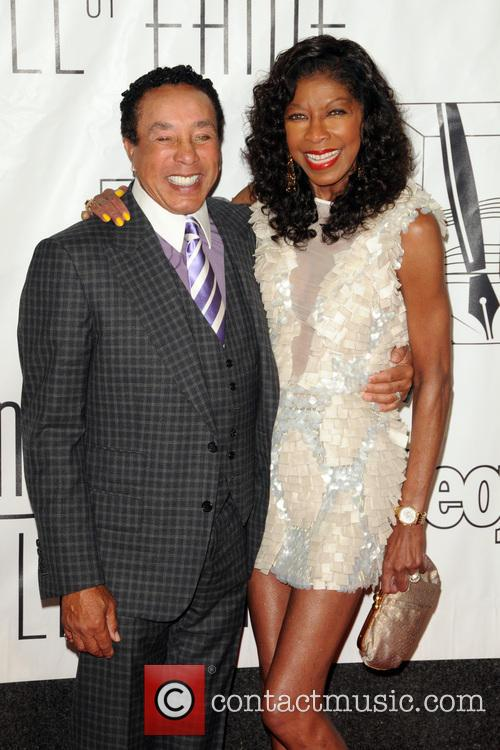Smokey Robinson and Natalie Cole 1