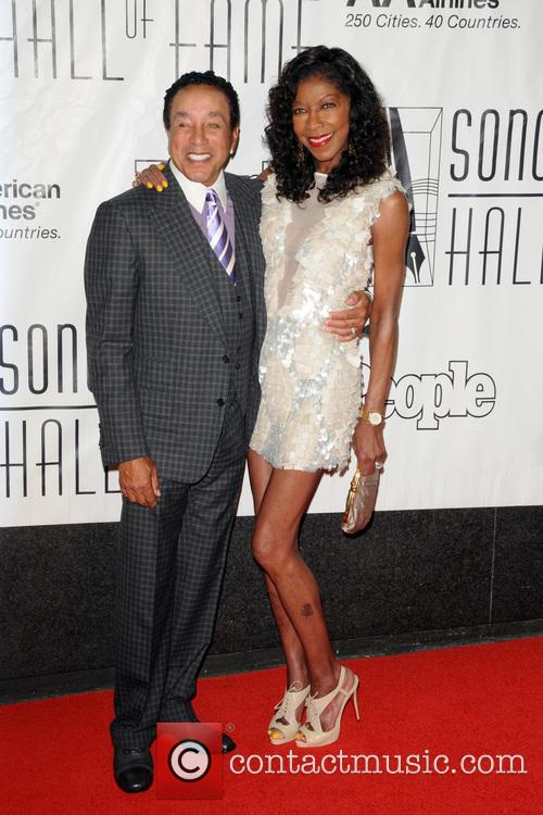 Smokey Robinson and Natalie Cole 4