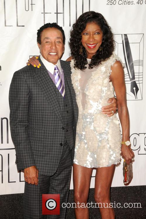Smokey Robinson and Natalie Cole 5