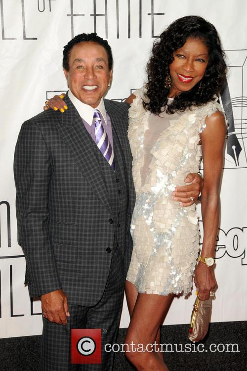 Smokey Robinson and Natalie Cole 6