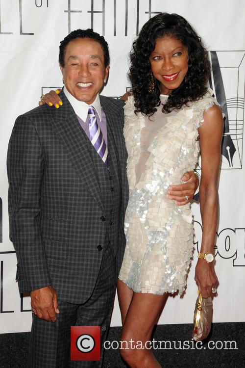 Smokey Robinson and Natalie Cole 8