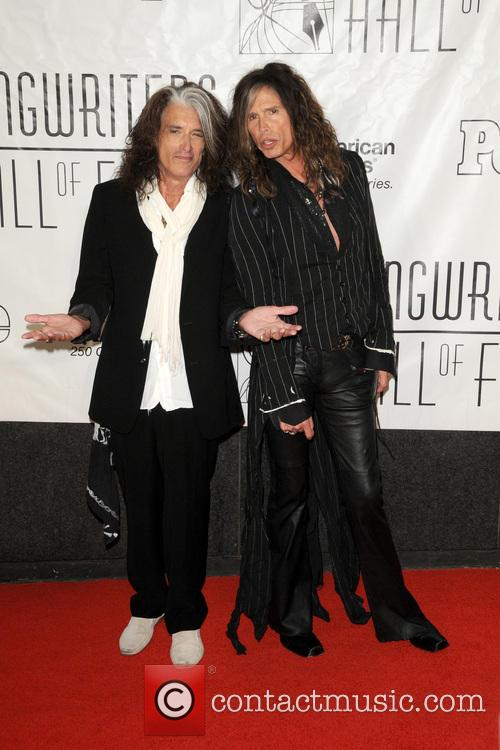 Steven Tyler and Joe Perry 2