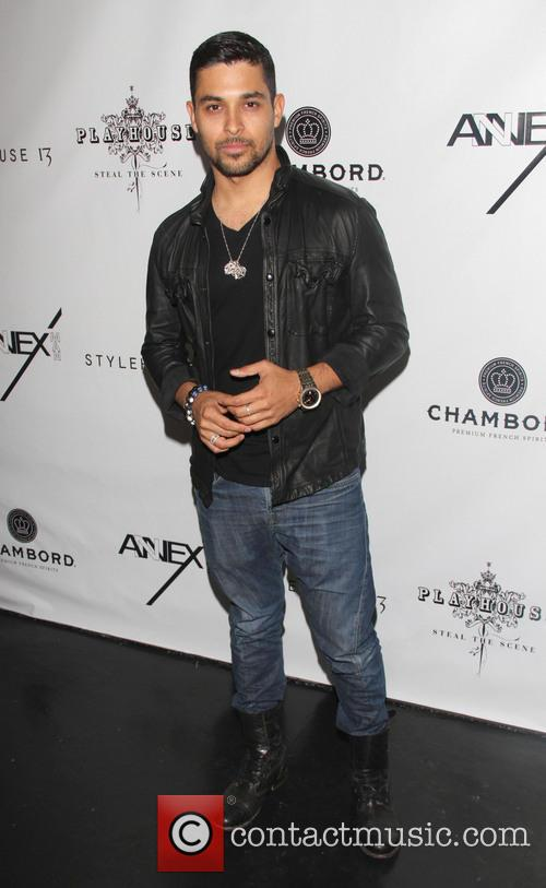 Wilmer Valderrama hosts the Annex Man Magazine Launch