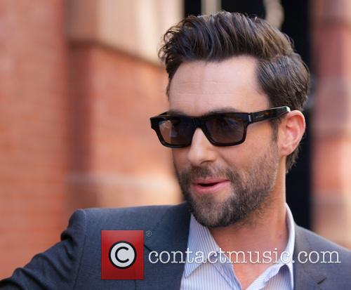 adam levine adam levine out and about 3720337