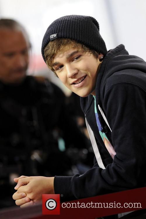 Austin Mahone, The Morning Show