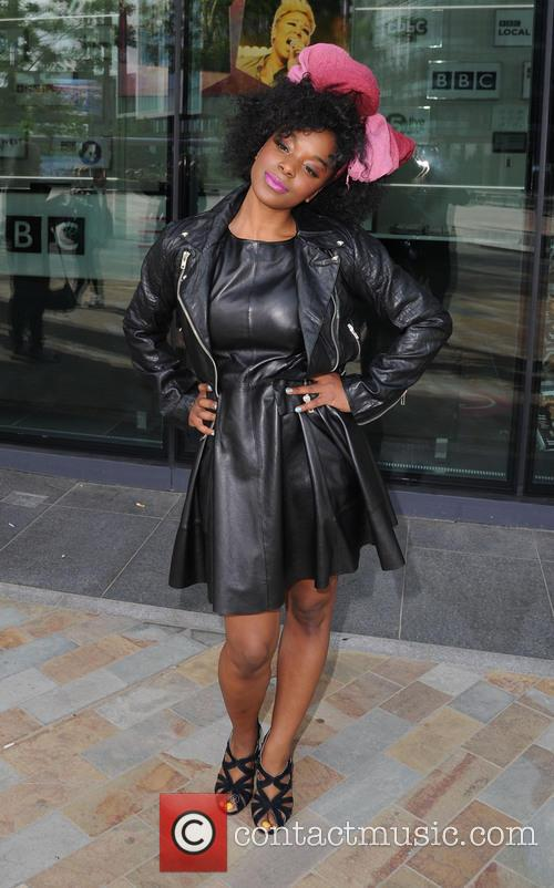 Celebrities leave BBC Media City UK