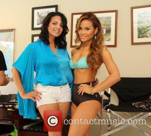 Ambika Sanjana and Daphne Joy 2