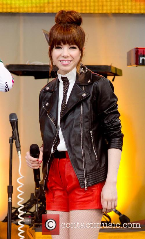 Carly Rae Jepsen, Central Park, Good Morning America