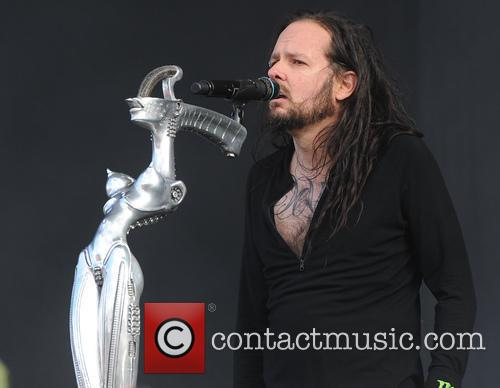 Jonathan Davis and Korn 4