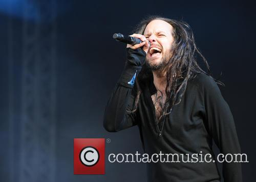 Jonathan Davis and Korn 7