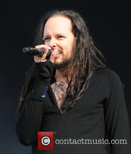 Jonathan Davis and Korn