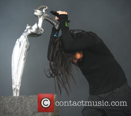 Jonathan Davis and Korn 11