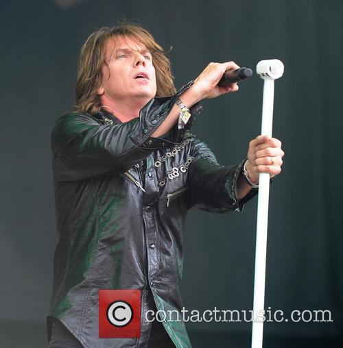 Europe and Joey Tempest 2