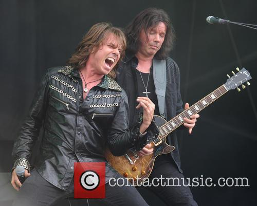 Europe and Joey Tempest 3