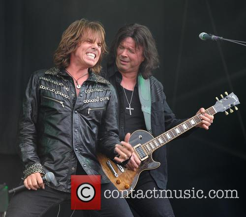 Europe and Joey Tempest 4