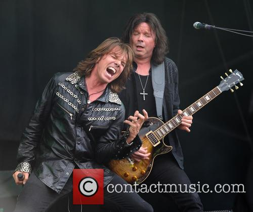 Europe and Joey Tempest 9