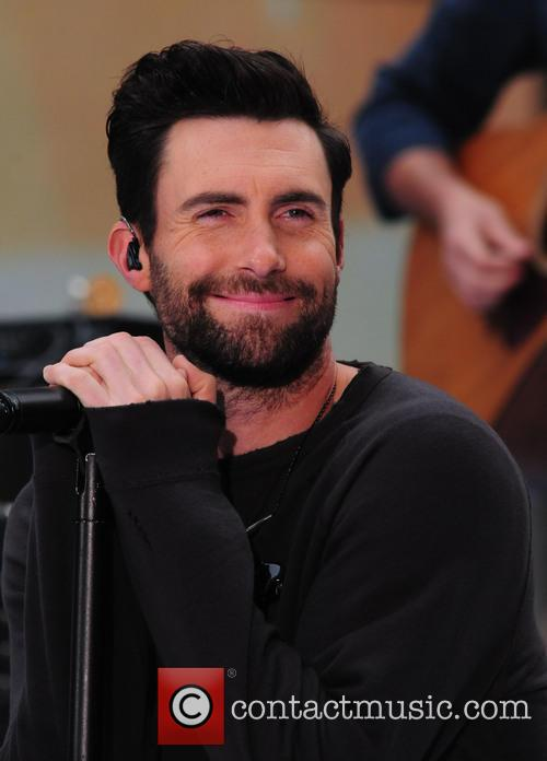 Maroon 5 and Adam Levine 2