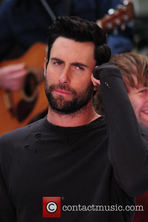 Maroon 5 and Adam Levine 3