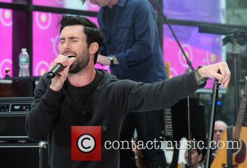 Maroon 5 and Adam Levine 4