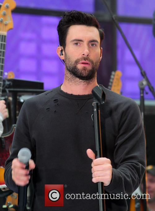 Maroon 5 and Adam Levine 7