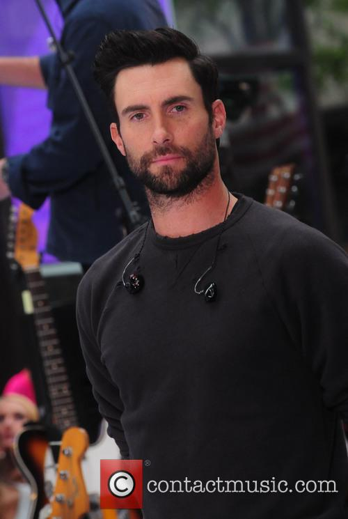 Maroon 5 and Adam Levine 11