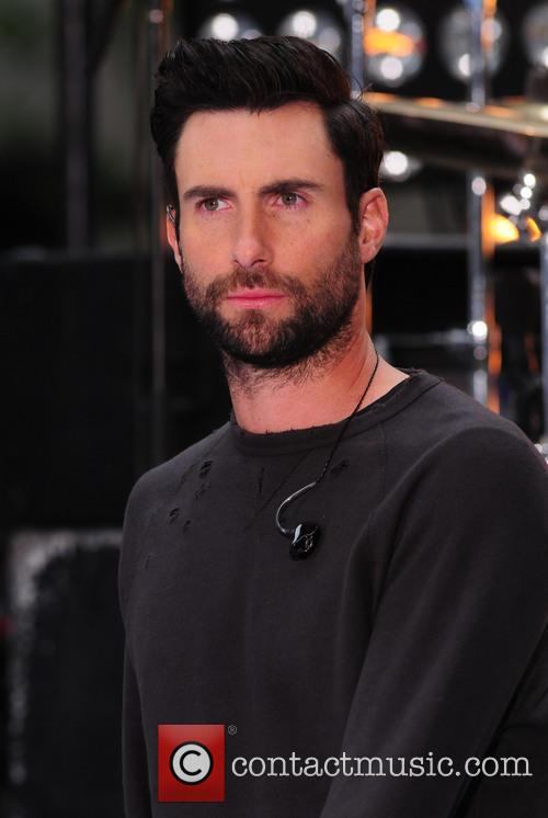 Maroon 5 and Adam Levine 12