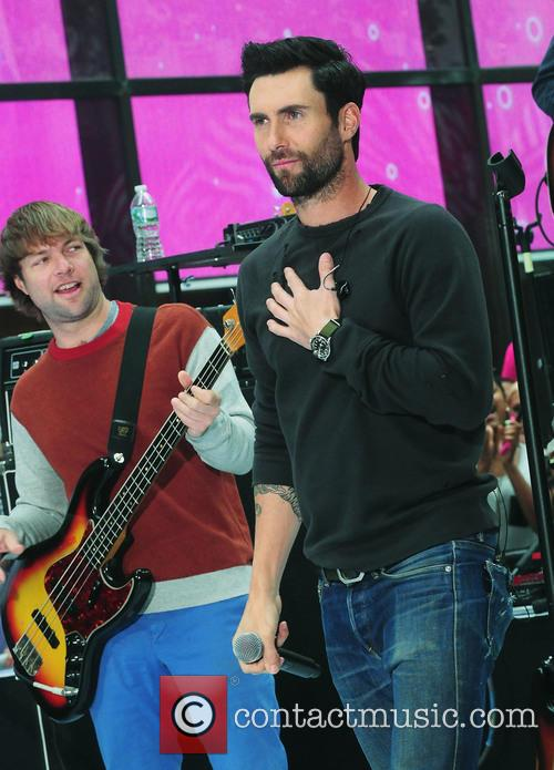 Maroon 5 and Adam Levine 13
