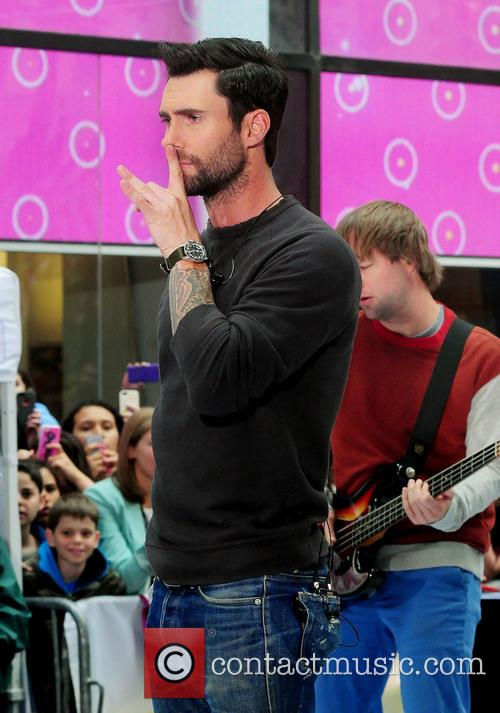 Maroon 5 and Adam Levine 15
