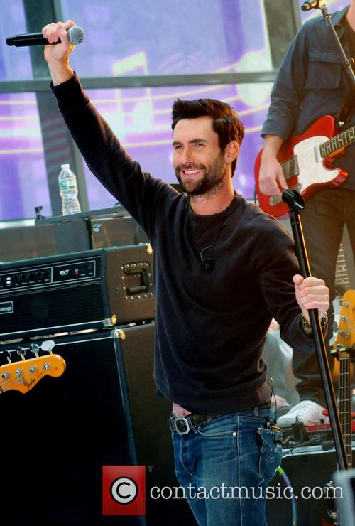 Maroon 5 and Adam Levine 16
