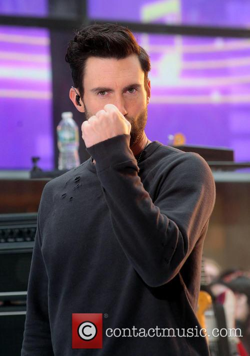 Maroon 5 and Adam Levine 17