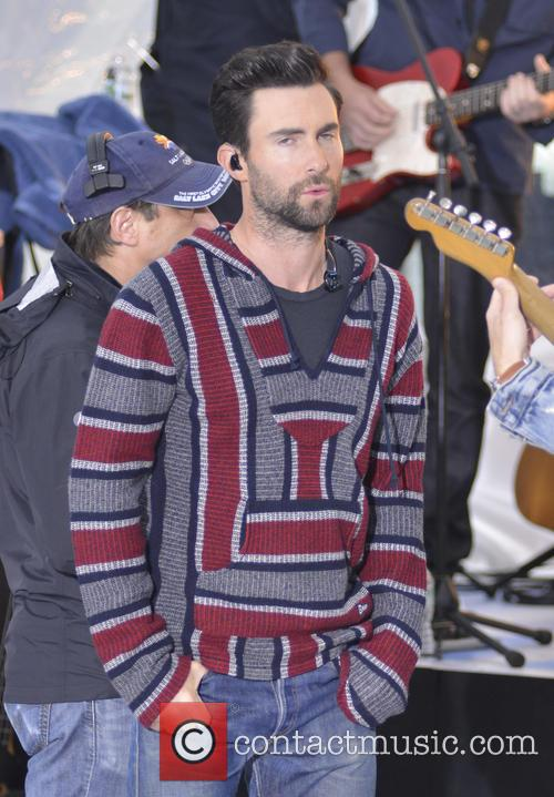 Maroon 5 and Adam Levine 27