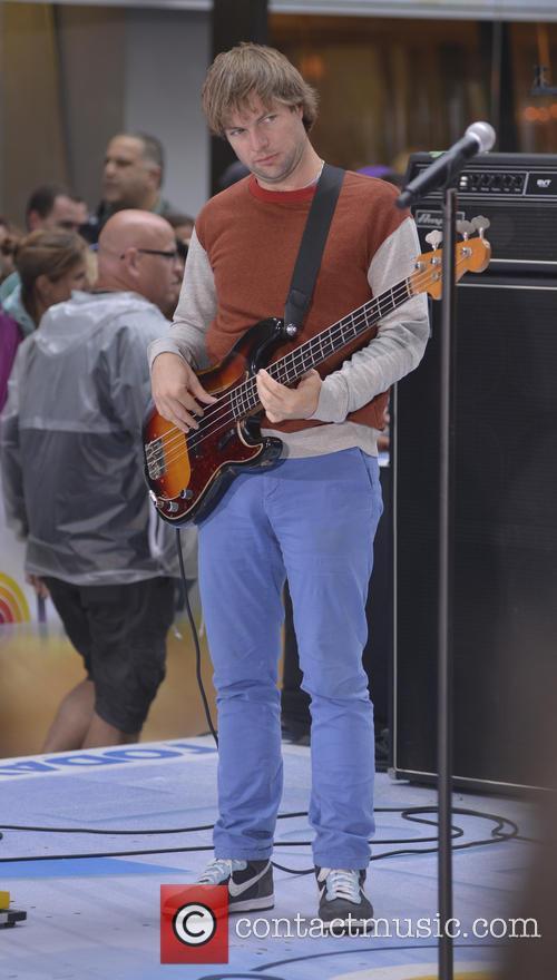 Maroon 5, Midtown, Rockefeller Plaza