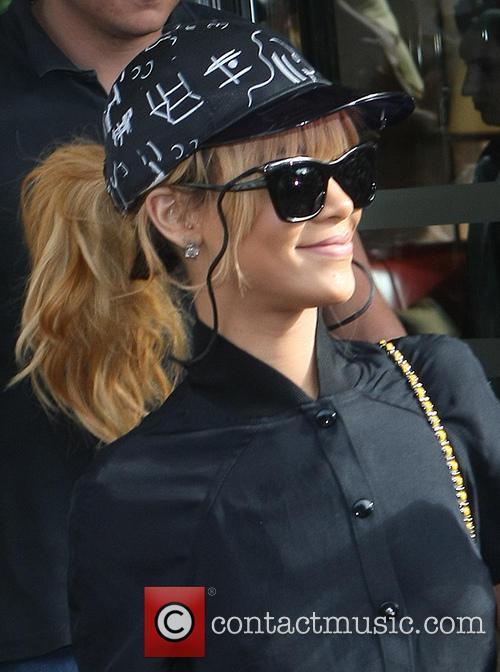 Rihanna, 45 Park Lane