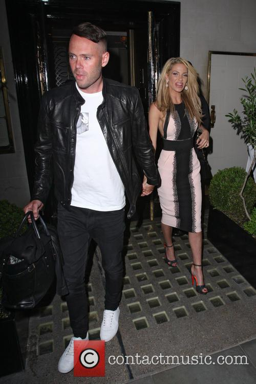 Sarah Harding and Mark Foster 3