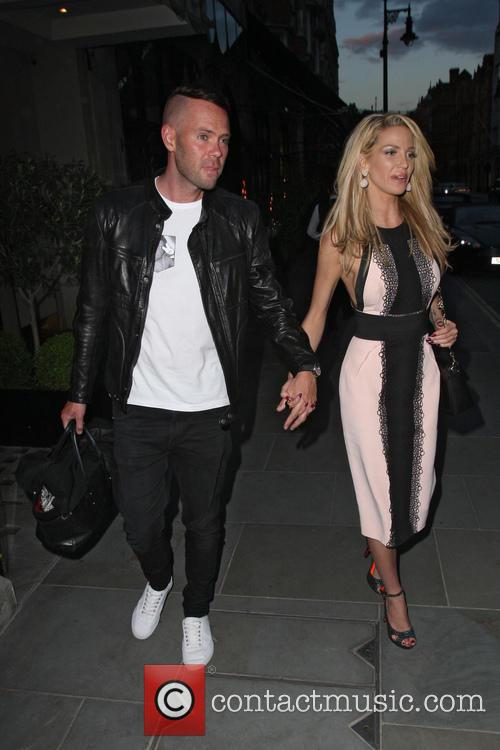 Sarah Harding and Mark Foster 11
