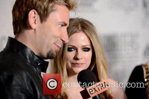 Chad Kroeger and Avril Lavigne 1