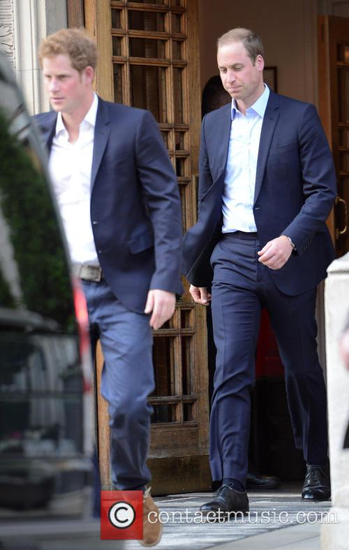 Prince William, Duke Of Cambridge and Prince Harry 4