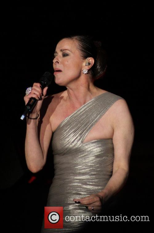 Lisa Stansfield at Hampton Court Palace