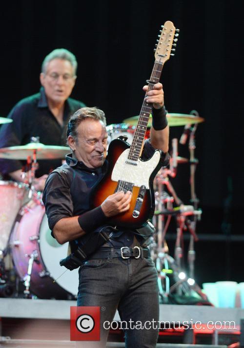 Bruce Springsteen, Wembley Stadium