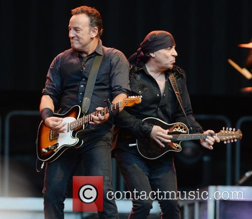 Bruce Springsteen and Steven Van Zandt 2