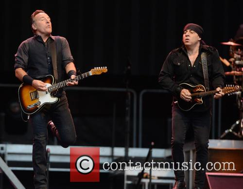 Bruce Springsteen and Steven Van Zandt 3