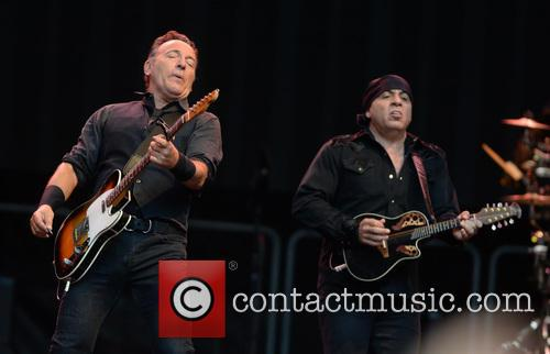 Bruce Springsteen and Steven Van Zandt 11